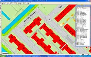 dg DIALOG Topografie beheert de basiskaart in Oracle Spatial